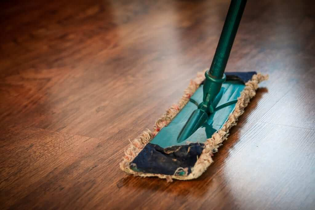 Cleaning your Virginia Home