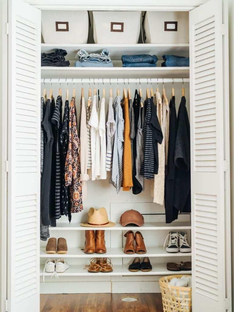 Closet Organization Virginia Home