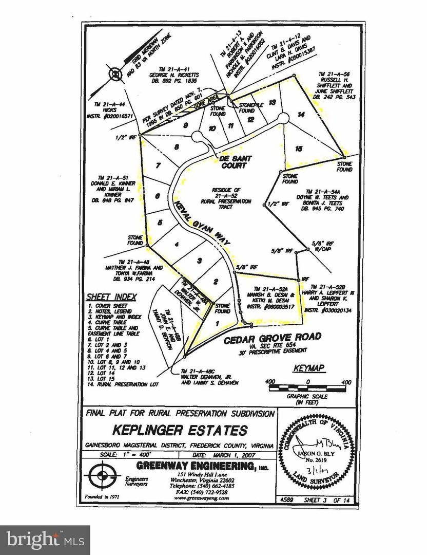 2189 CEDAR GROVE RD, WINCHESTER, Virginia 22603, ,Farm,For sale,2189 CEDAR GROVE RD,VAFV2000374 MLS # VAFV2000374